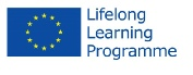 Leonardo da Vinci Lifelong Learning Programme logo